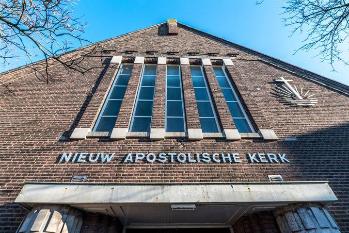 Werner Helmichstraat 1 D*