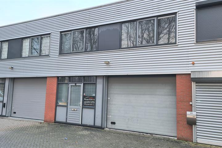 Bakkenzuigerstraat 22, Almere