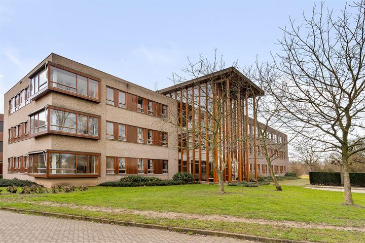 Nieuwe Kanaal 9, Wageningen