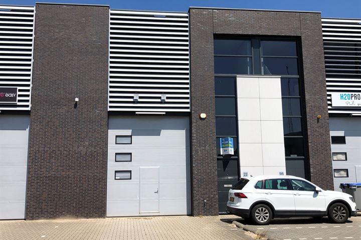 Vennestraat 22, Lisse