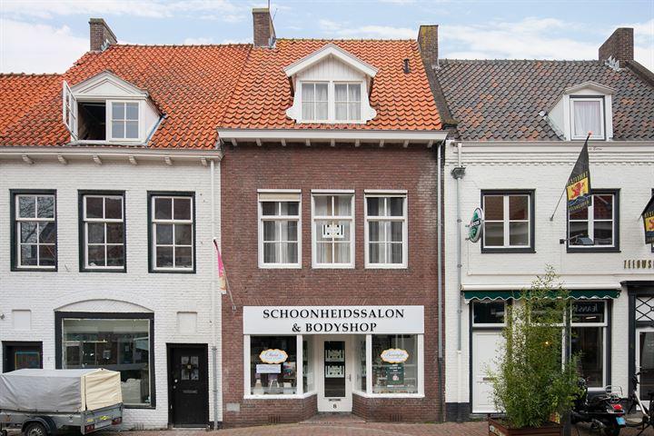 Gravenstraat 8, Middelburg