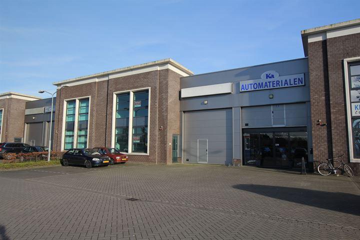 Zwaalweg 11, Barendrecht