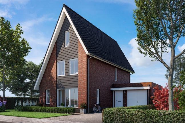 View photo 4 of Vrijstaand wonen Leek | De Hoven bnr. 1 (Bouwnr. 1)
