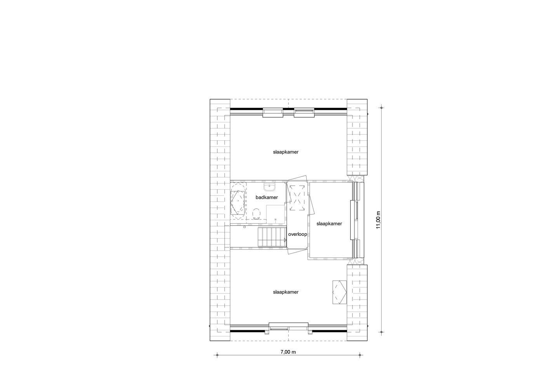 View photo 3 of Vrijstaand wonen Leek   De Hoven bnr. 12 (Bouwnr. 12)
