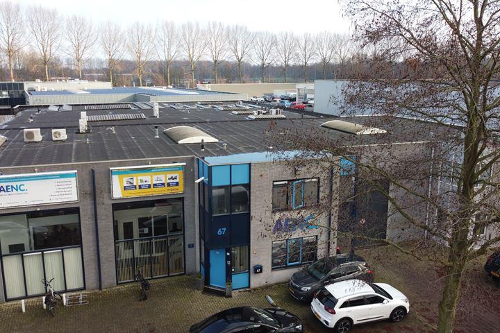 Ohmweg 67, Alblasserdam