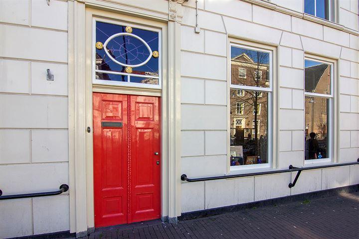 Gedempte Oude Gracht 76, Haarlem