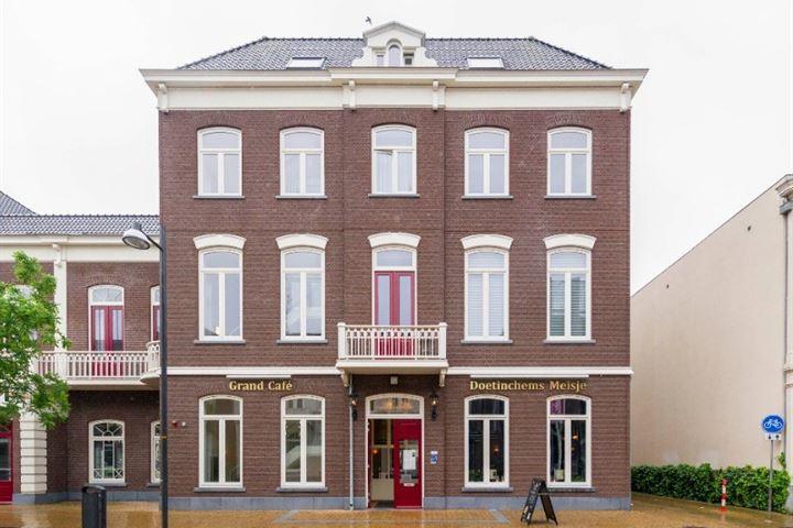 Burgemeester van Nispenstraat 1 -08, Doetinchem