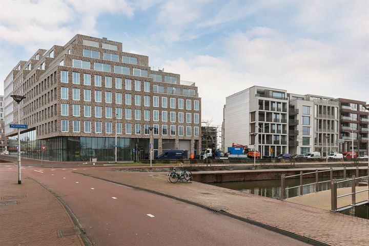 Parkeerplaats Nieuwe Gracht 83