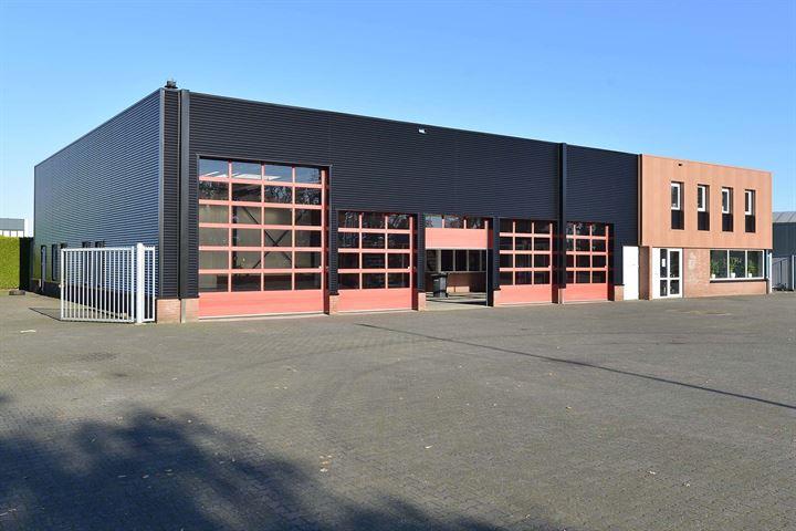 Tubbergen - Haarweg 5 - Kantoorruimte verdieping