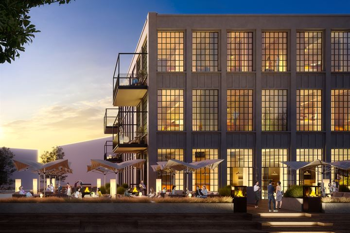 Hotel De Timmerfabriek - 2-persoons loft