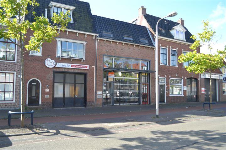 Zuidvliet 154, Leeuwarden