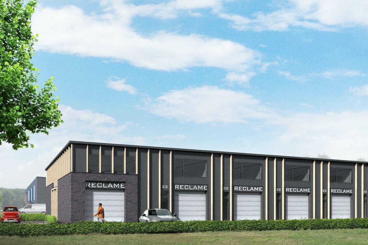 Bekijk foto 3 van Beersebaan (Cuijk Business Center)