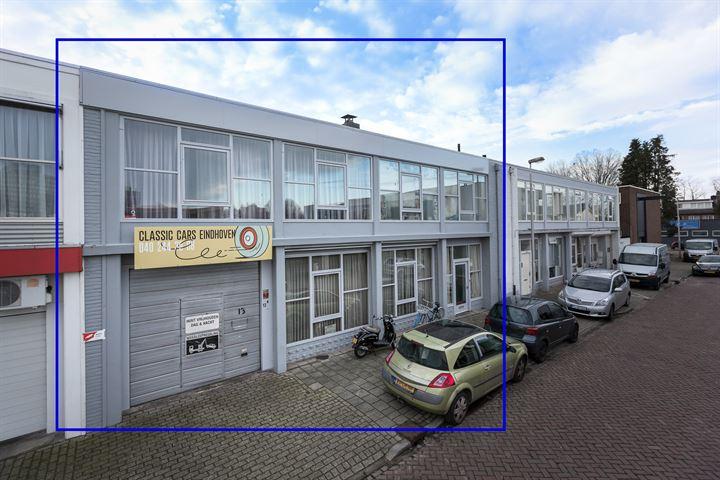 de Greefstraat 13, Eindhoven