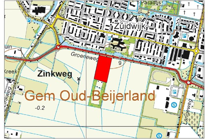 Groeneweg, Oud-Beijerland