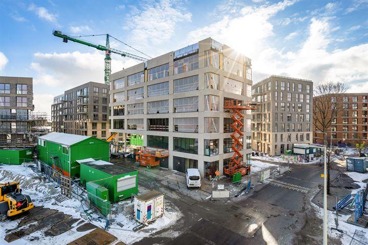 Cruquiusweg 110 D, Amsterdam