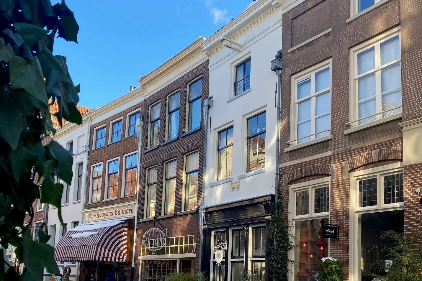 Bekijk foto 1 van Lange Hofstraat 18 a
