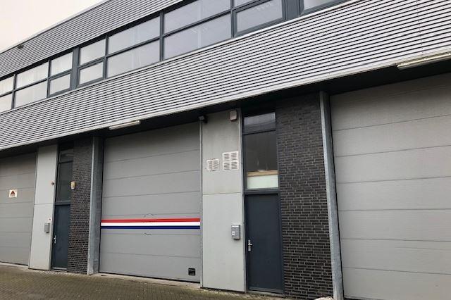 Laan van Waalhaven 165, Den Haag