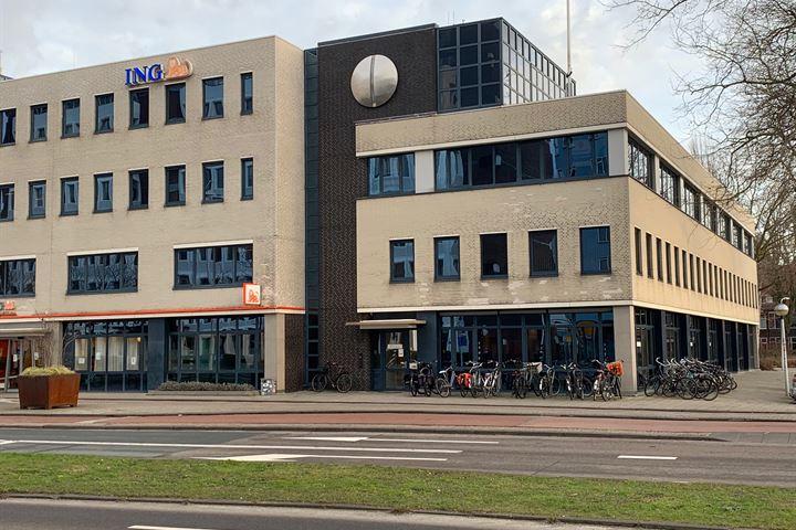 Schuttersveld 6-16, Leiden