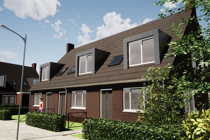 Project De Wieden (rijwoningen)