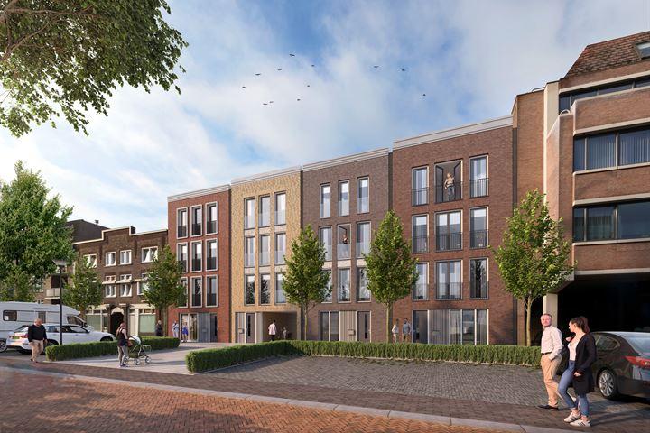 4 stadsvilla's - Aan 't hof van Helmond