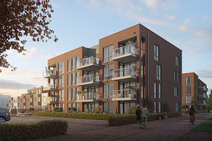 Appartement Ketelhaven (Bouwnr. 3)