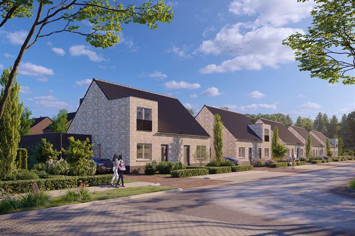 Linnerpark Plus patiowoningen type H, nr. J (Bouwnr. 1)