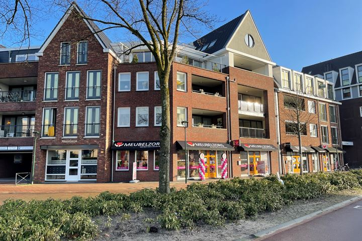 Dorpsstraat 72 -130a, Barendrecht