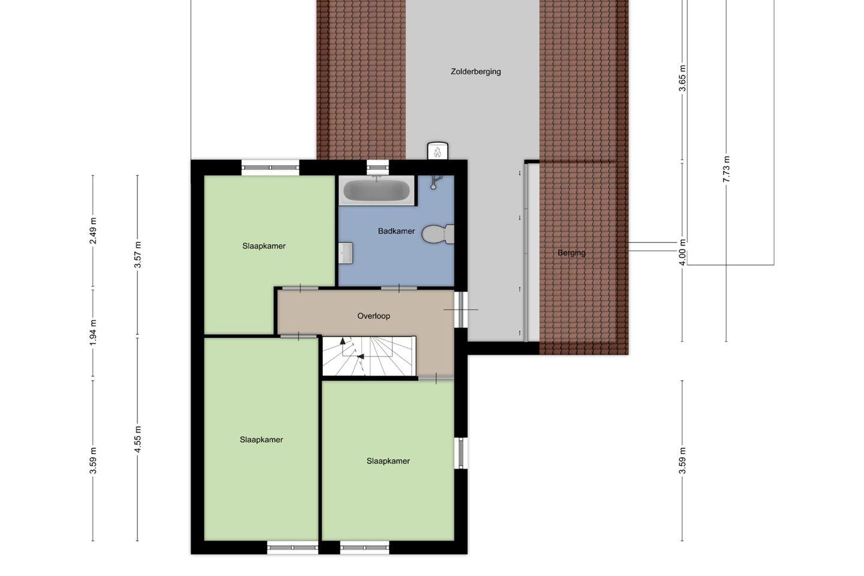 Bekijk foto 3 van Hogestraat 64