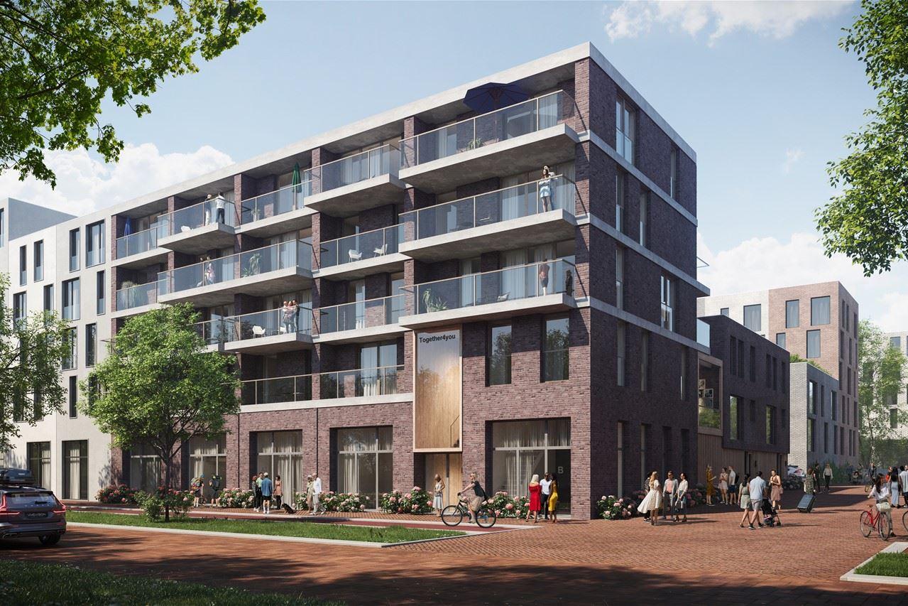 Bekijk foto 1 van Muiderlaan (Bouwnr. F)