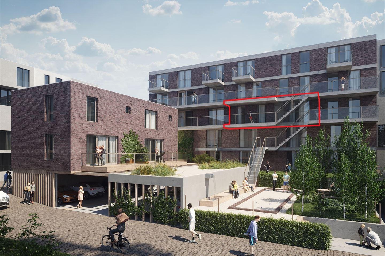 Bekijk foto 4 van Muiderlaan (Bouwnr. F)