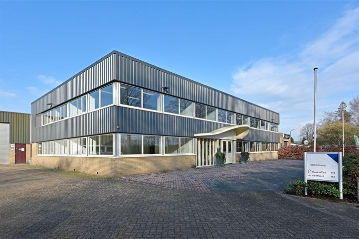 Stationsweg 167, Barneveld