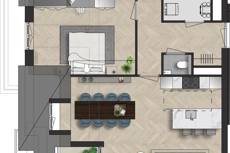 Bekijk foto 2 van De Garage (Bouwnr. 13)