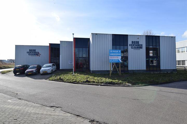 Flevoweg 10, Leiden
