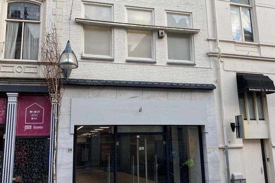 Bekijk foto 1 van Korte Bisschopstraat 39