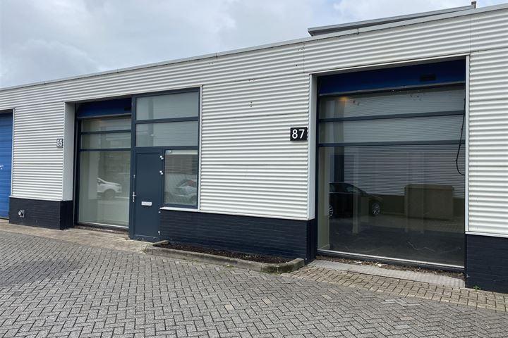 Spoorsingel 85-87, Beverwijk