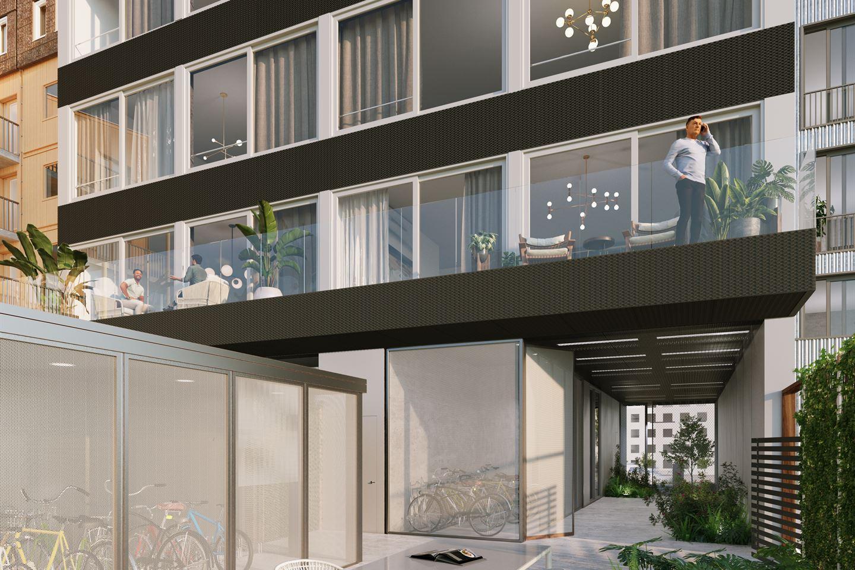Bekijk foto 2 van YCON Leen Jongewaardkade 11 (Bouwnr. 4)