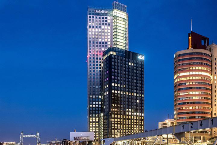 Wilhelminakade 1-101, Rotterdam