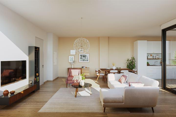 Appartement V2 (Bouwnr. 2)