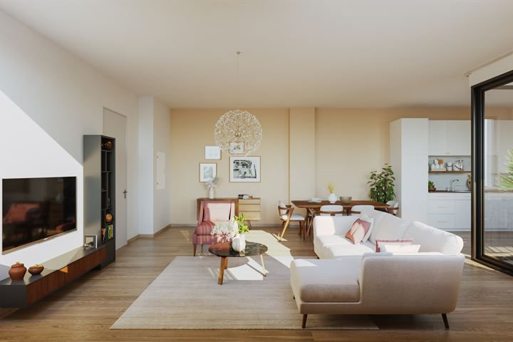 Appartement V3 (Bouwnr. 3)