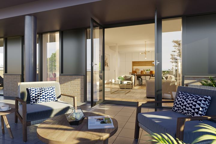 Penthouse V5 (Bouwnr. 5)