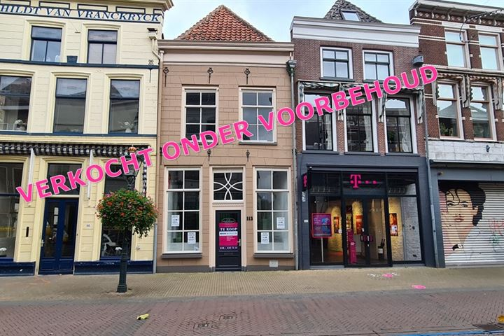 Oudestraat 113, Kampen