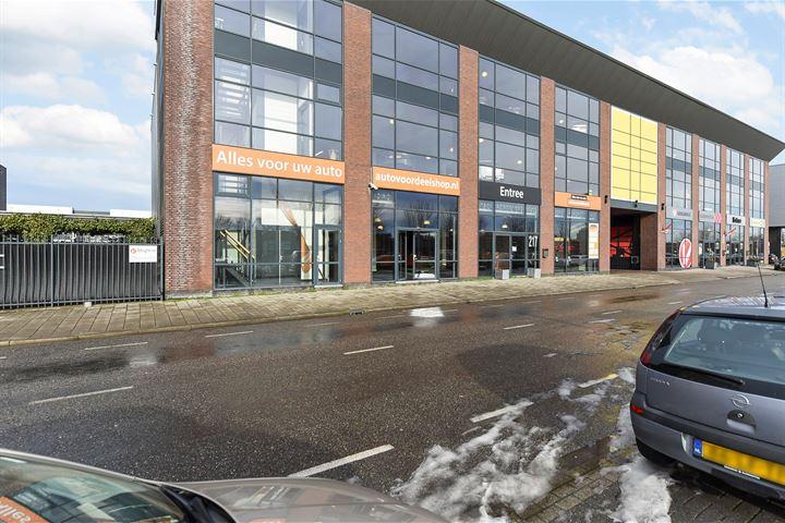 Laan van Waalhaven 217, Den Haag