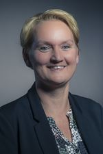 Wendy Eghuizen-Holtrust (Administratief medewerker)