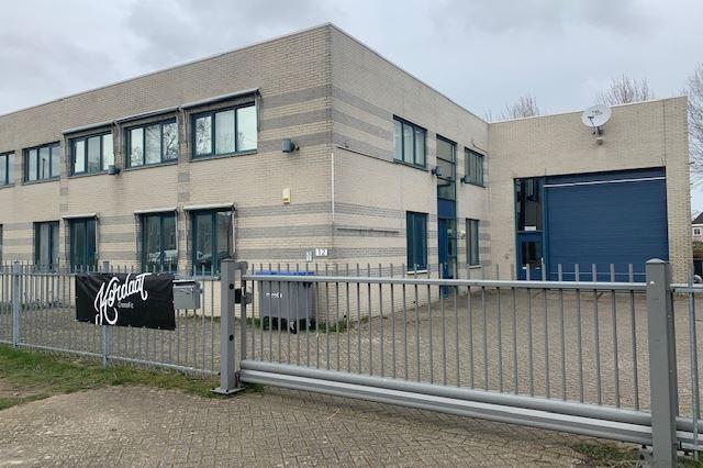 Televisieweg 12, Almere