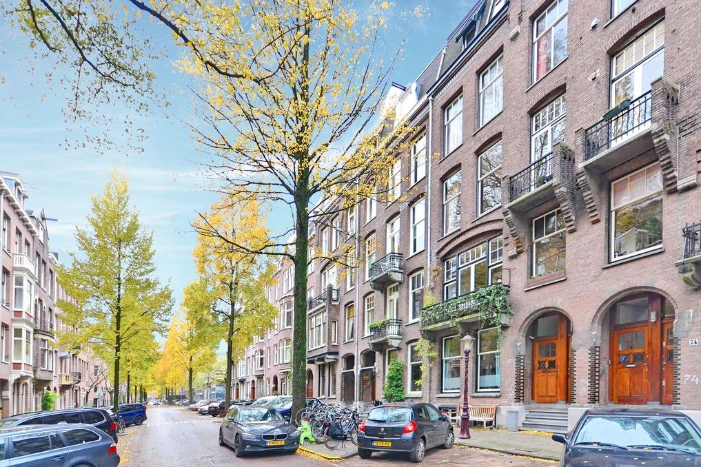 Bekijk foto 1 van Frans van Mierisstraat 76 I