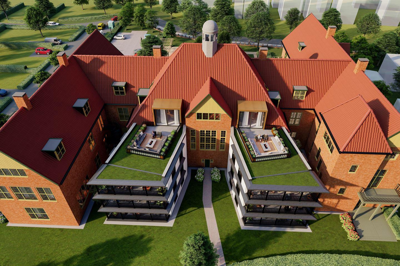 Bekijk foto 1 van Penthouse (Bouwnr. 16)