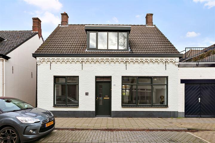 Treurenburgstraat 26