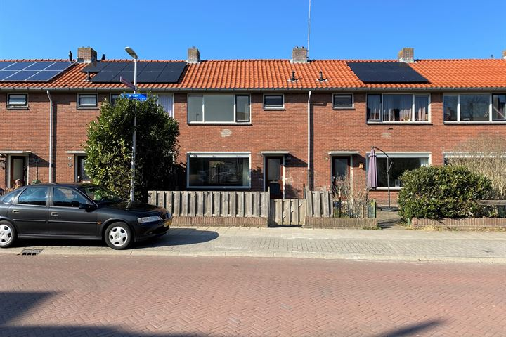 Willem Barentszstraat 45