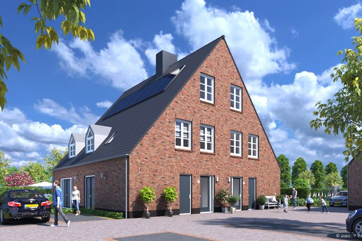 Boerenhof bouwnummer 14