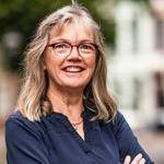 Lidy Lamberink, telefoniste/receptioniste -